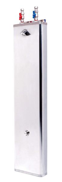 Stainless Steel Shower Panels Range